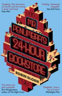 Image for Mr. Penumbra's 24-hour bookstore