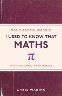 Image for Maths  : stuff you forgot from school