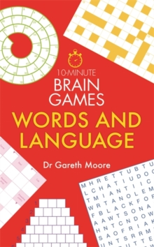 Image for 10-Minute Brain Games : Words and Language