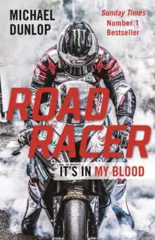 Image for Road racer  : it's in my blood