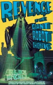 Image for Revenge of the giant robot chickens