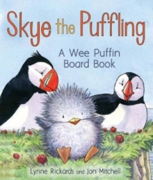 Image for Skye the puffling  : a wee puffin board book