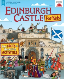 Image for Edinburgh Castle for Kids : Fun Facts and Amazing Activities