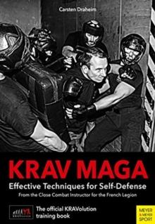 Image for Krav Maga  : effective techniques for self-defence