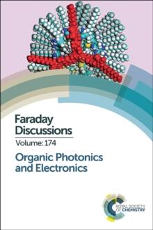 Image for Organics, photonics & electronics