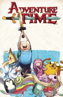 Image for Adventure timeVolume 3