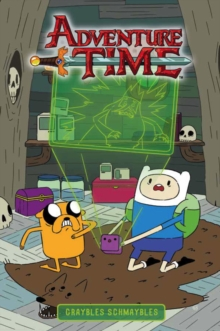 Adventure Time: Graybles Schmaybles