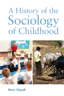 Image for A history of the sociology of childhood