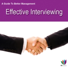 Image for Guide to Better Management Effective Interviewing