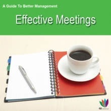 Image for Guide to Better Management Effective Meetings