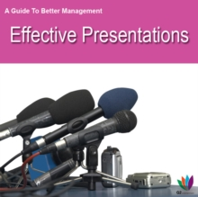 Image for Guide to Better Management Effective Presentations