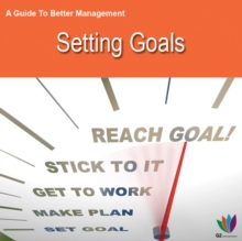 Image for Guide to Better Management Setting Goals