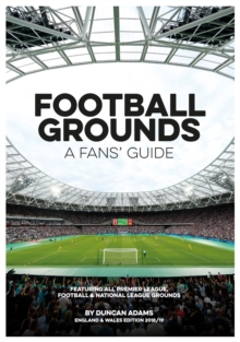 Image for Football grounds: a fan's guide to 2018-19