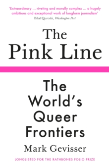 Image for The Pink Line: The World's Queer Frontiers