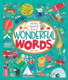 Image for My big Barefoot book of wonderful words