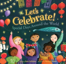 Image for Let's celebrate!  : special days around the world