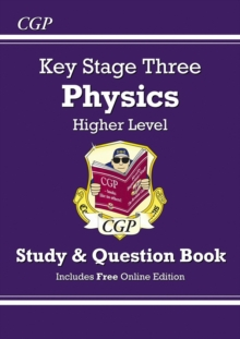Image for KS3 Physics Study & Question Book - Higher