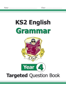 Image for KS2 English Targeted Question Book: Grammar - Year 4