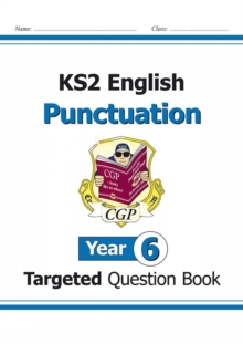 Image for KS2 English Targeted Question Book: Punctuation - Year 6