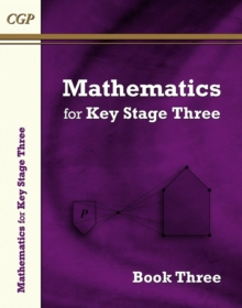 Image for KS3 Maths Textbook 3