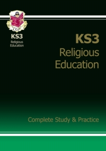 Image for Key stage three religious education  : complete study and practice
