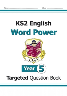 Image for KS2 English Targeted Question Book: Word Power - Year 5