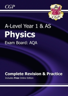 Image for A-Level Year 1 & AS physics