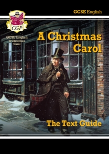 Image for A Christmas carol by Charles Dickens  : the text guide