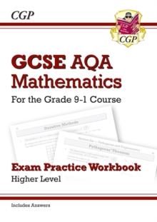 GCSE AQA mathematics  : for the grade 9-1 courseHigher level,: Exam practice workbook