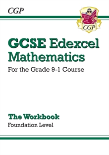 Image for GCSE Maths Edexcel Workbook: Foundation - for the Grade 9-1 Course