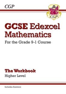 Image for GCSE Edexcel mathematics  : for the grade 9-1 courseHigher level,: The workbook