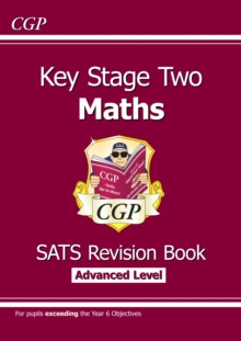 Image for KS2 Maths Targeted SATs Revision Book - Advanced Level (for the 2019 tests)