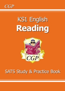 Image for KS1 English Reading Study & Practice Book