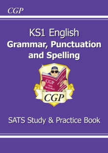 Image for KS1 English Grammar, Punctuation & Spelling Study & Practice Book
