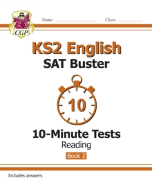 Image for New KS2 English SAT Buster 10-Minute Tests: Reading - Book 2