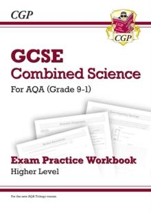 Image for New GCSE Combined Science AQA Exam Practice Workbook - Higher