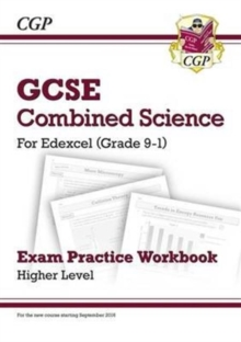 Image for New Grade 9-1 GCSE Combined Science: Edexcel Exam Practice Workbook - Higher