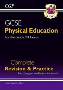 Image for GCSE Physical Education Complete Revision & Practice - for the Grade 9-1 Course (with Online Ed)