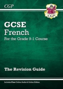 Image for GCSE French Revision Guide - for the Grade 9-1 Course (with Online Edition)