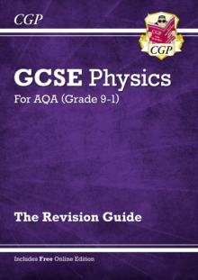 Image for Grade 9-1 GCSE Physics: AQA Revision Guide with Online Edition - Higher
