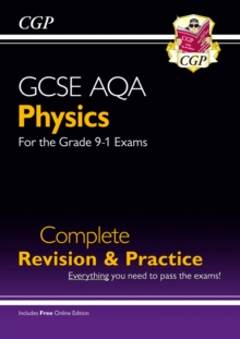Image for GCSE physics  : Complete revision & practice