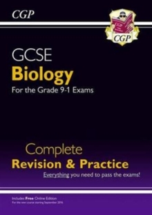 Image for Grade 9-1 GCSE Biology Complete Revision & Practice with Online Edition