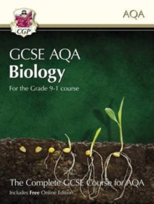Image for GCSE biology  : the complete course for AQA