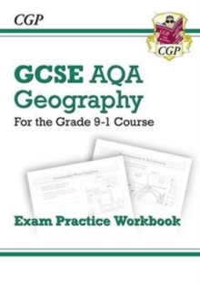 New Grade 9-1 GCSE Geography AQA Exam Practice Workbook