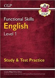 Image for Functional skillsLevel 1: English :