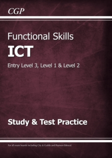 Image for Functional skills: ICT :