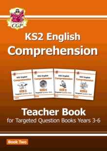 Image for KS2 English Targeted Comprehension: Teacher Book 2, Years 3-6