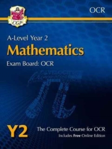 Image for A-Level Maths for OCR: Year 2 Student Book with Online Edition