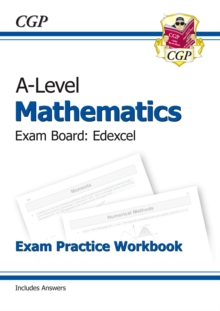 Image for New A-Level Maths for Edexcel: Year 1 & 2 Exam Practice Workbook