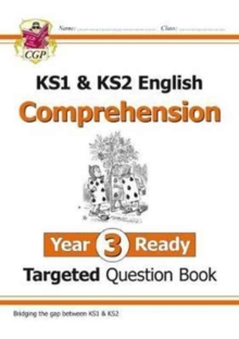 Image for KS1 & KS2 English Targeted Question Book: Comprehension - Year 3 Ready